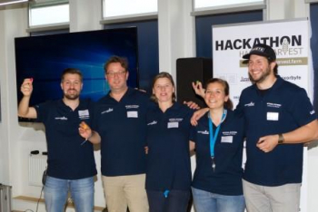 HACK AND HARVEST Das Veranstalterteam
