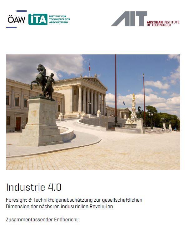 Industrie 4.0 - Foresight & Technikfolgenabschätzung zur gesellschaftlichen Dimension der nächsten Revolution