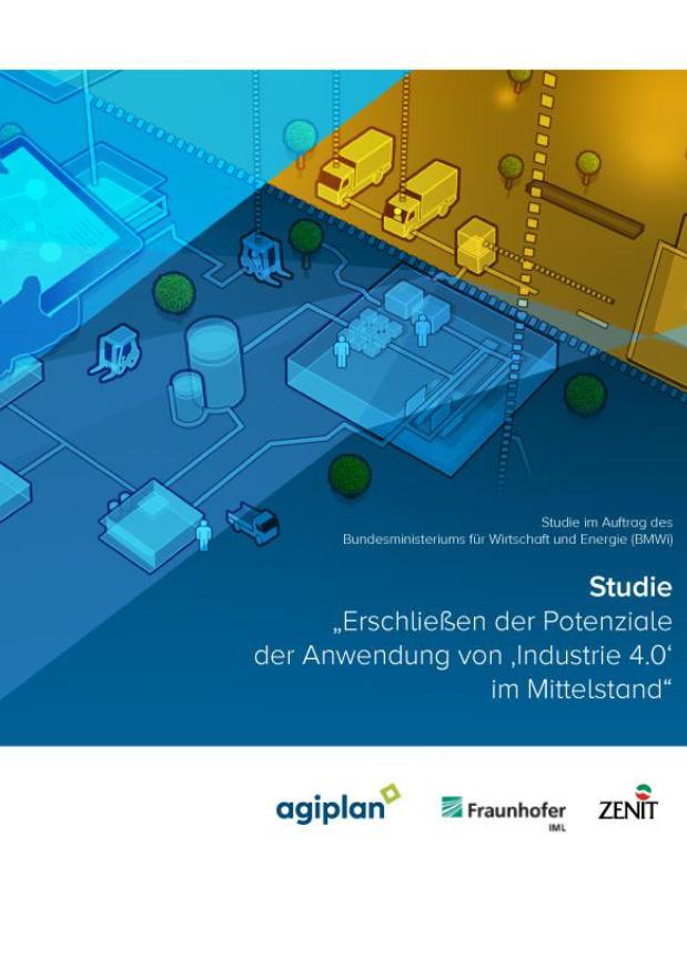 """Erschließen der Potenziale der Anwendung von """"Industrie 4.0"""" im Mittelstand"""