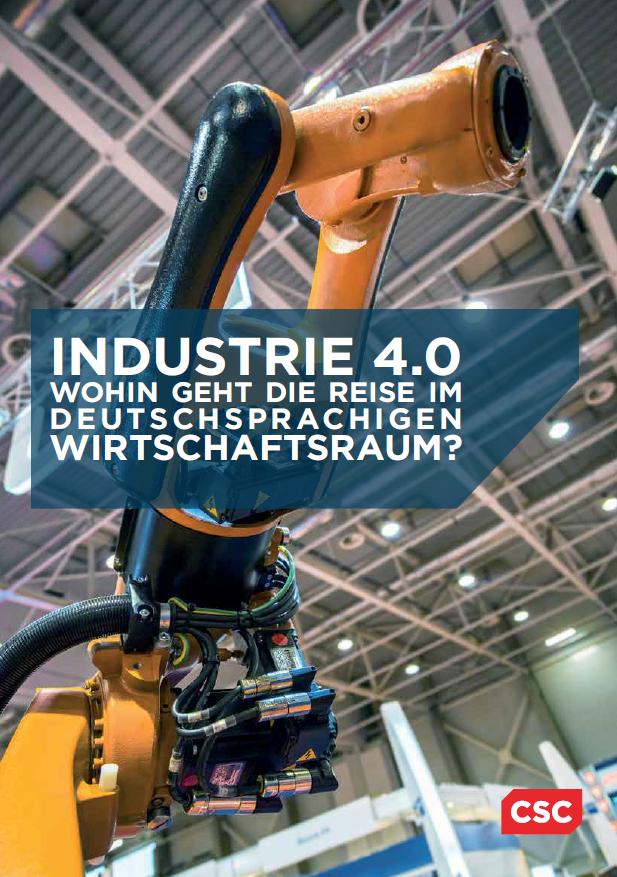 Industrie 4.0 Wohin geht die Reise im deutschsprachigen Wirtschaftsraum?