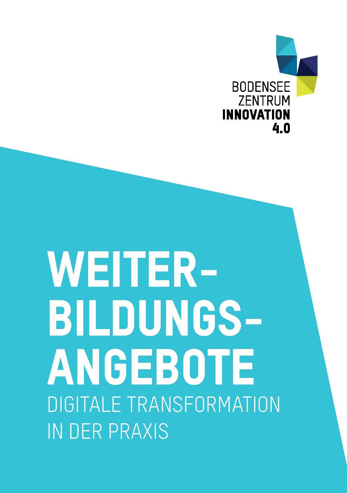 Weiterbildungsangebote: Digitale Transformation in der Praxis
