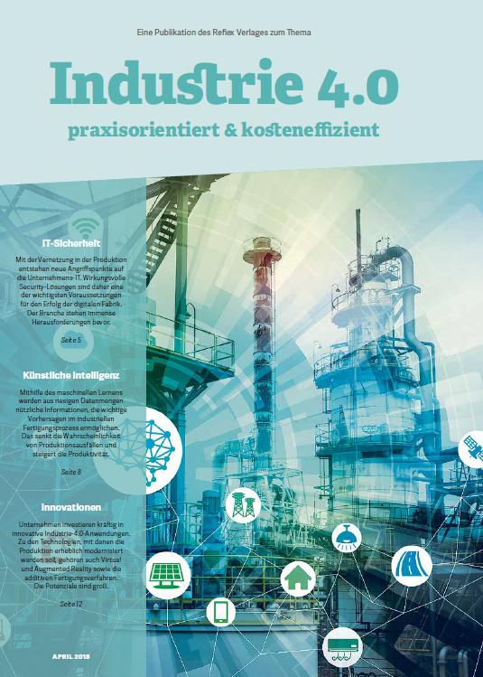 Industrie 4.0 - praxisorientiert & kosteneffizient