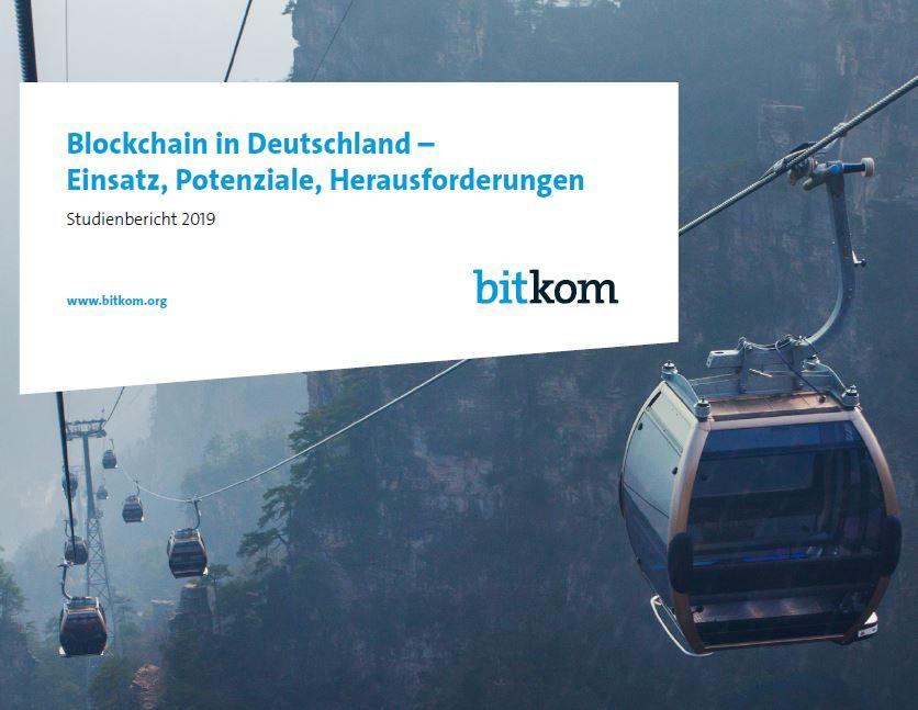 Blockchain in Deutschland Einsatz, Potenzial, Herausforderung
