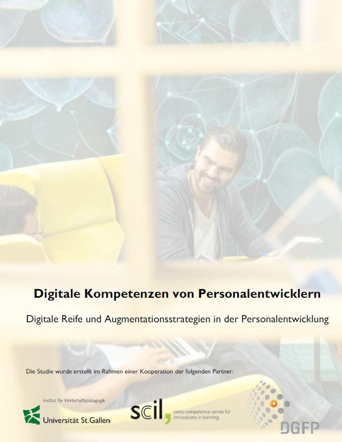 Digitale Kompetenzen von Personalentwicklern