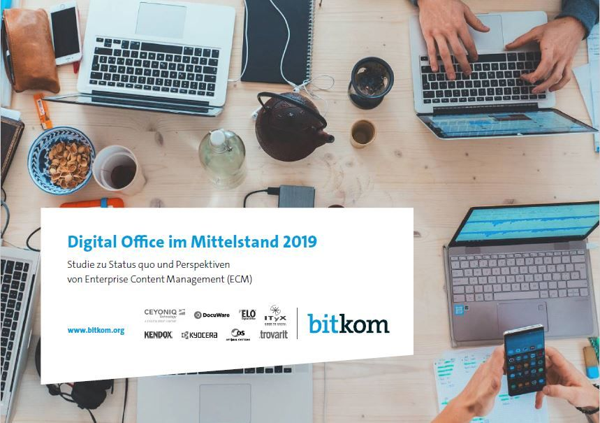 Digital Office im Mittelstand 2019