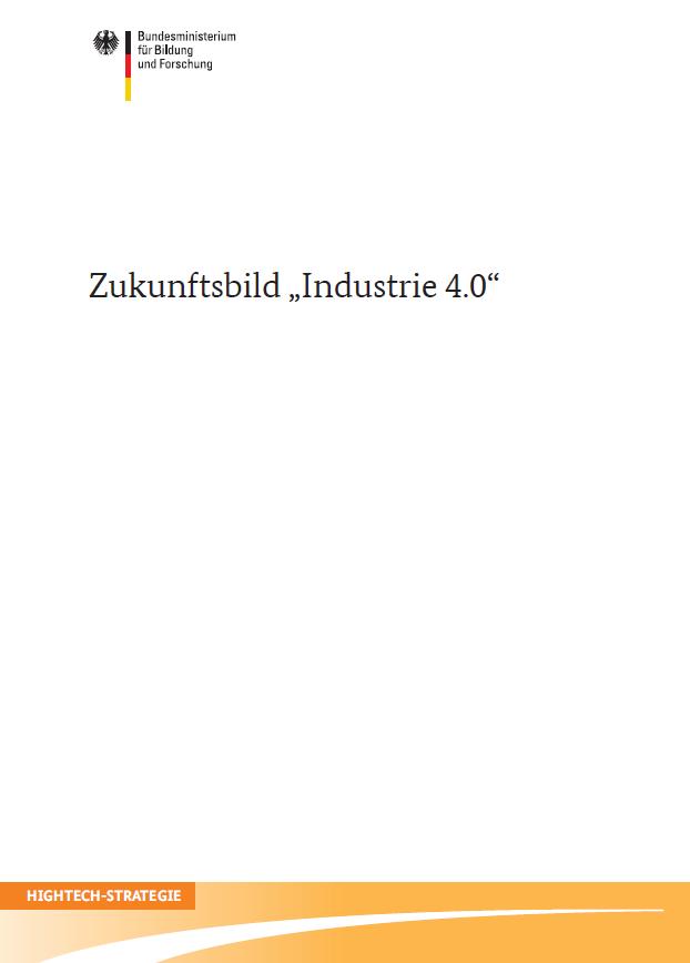 """Zukunftsbild """"Industrie 4.0"""""""