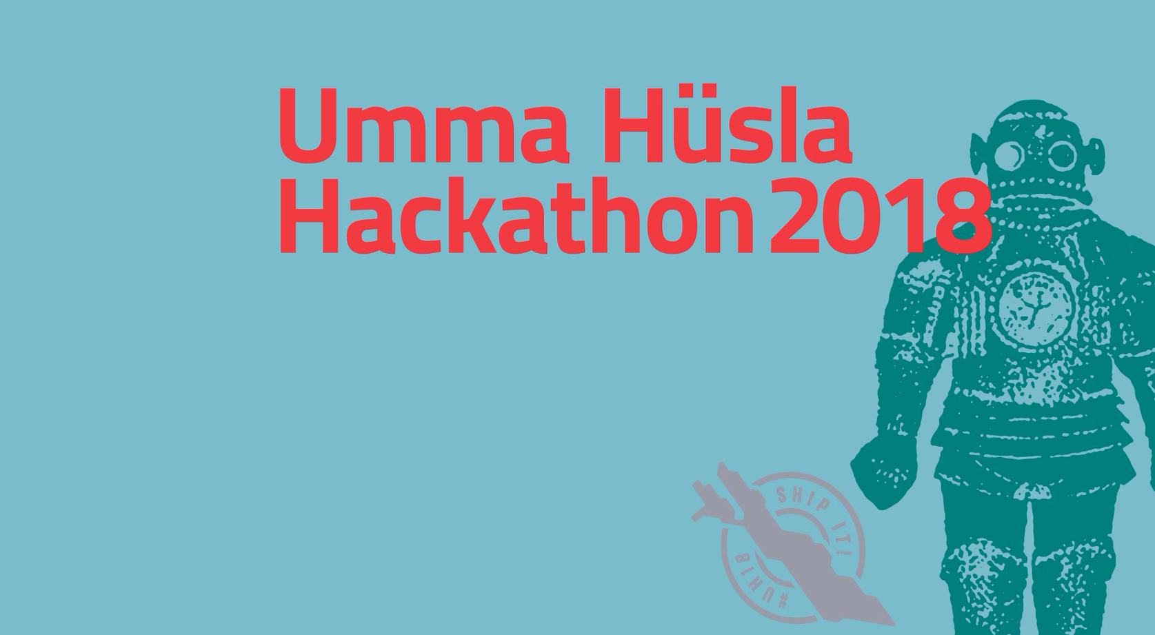 Umma Hüsla Hackaton 2018