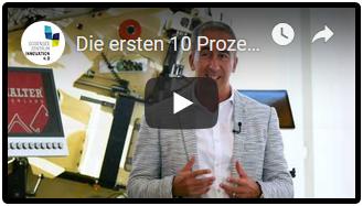 Die ersten 10 Prozent - Digitalisierungspioniere berichten - Berhalter AG, Widnau (CH)